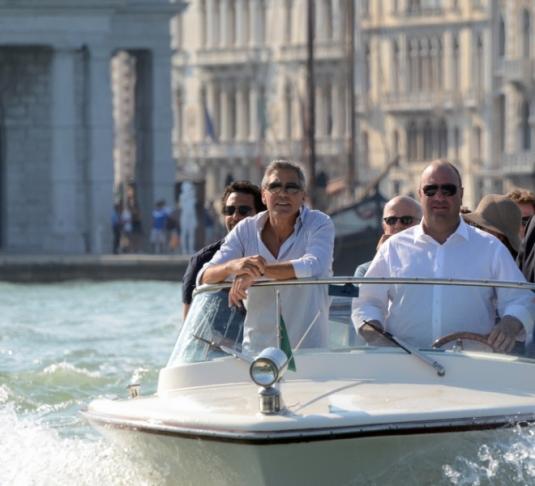 Clooney et Venise 03