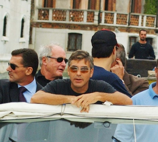 Clooney et Venise 04