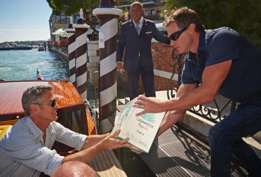 Clooney et Venise 05