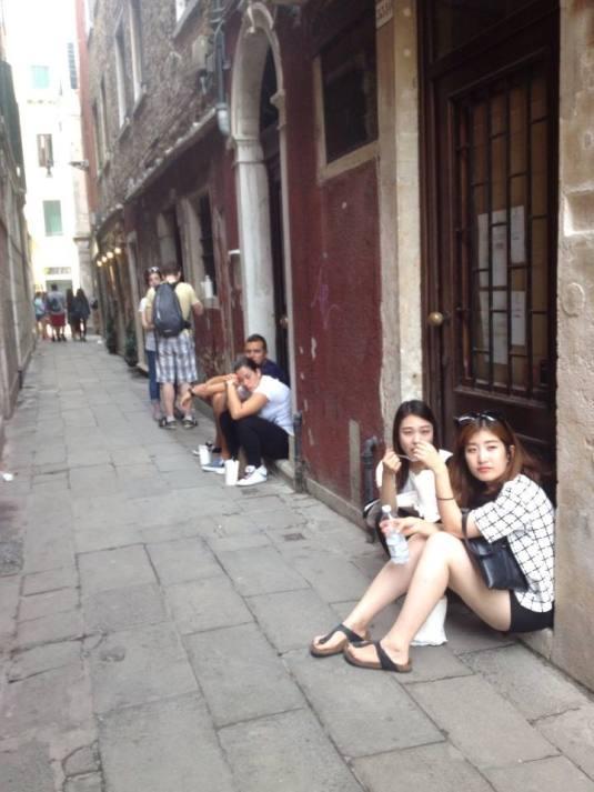 Venise l'été