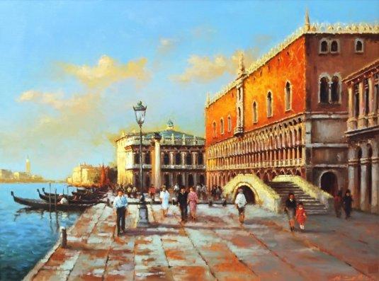 Yuri Zeleng - Venise