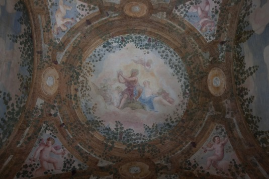 Fresques de la villa Foscari la malcontenta