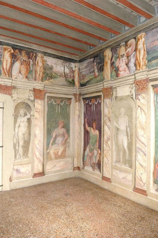 La Villa dei Vescovi