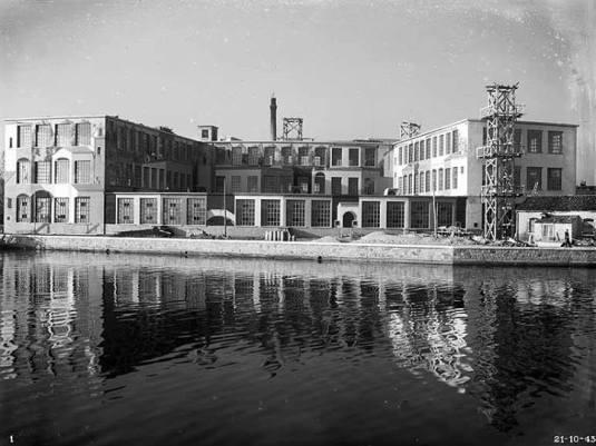 Fabrica Junghans Giudecca 1943