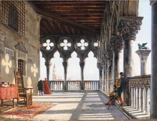 Galerie du Palais Ducal