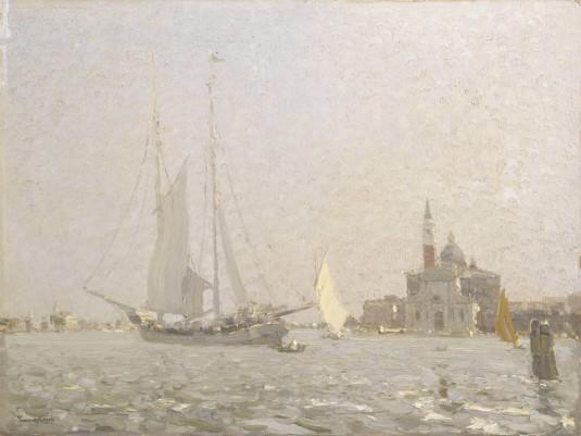 Diaphanous Day 1924 by Emma Ciardi 1879-1933