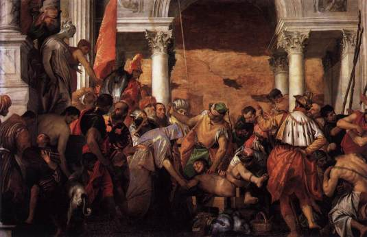 Martyr de saint sébastien