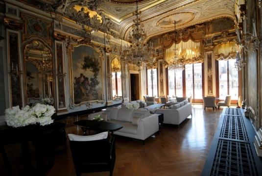 Palazzo Papadopoli, Hotel Aman Resort 010