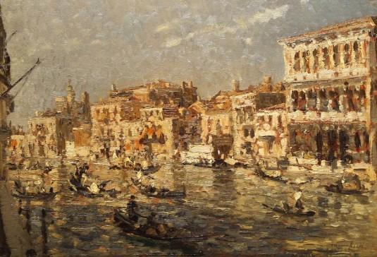 Venise dorée