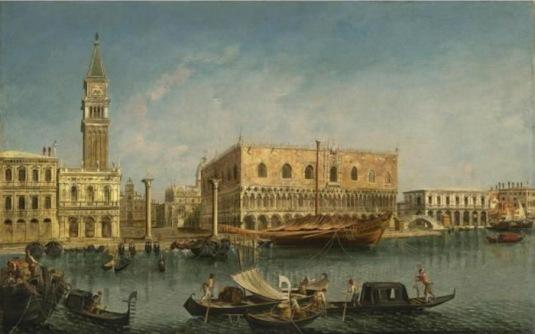 Albotto - Veduta del palazzo ducale