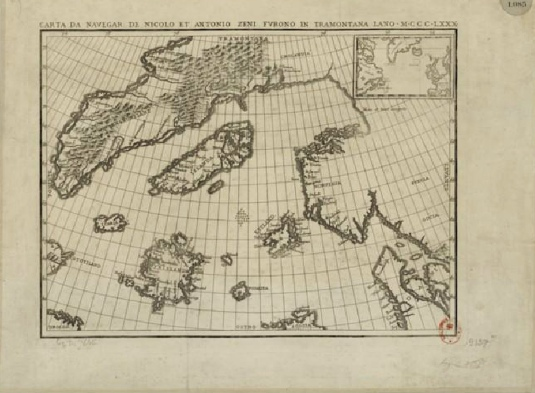 Carta de Navegar - 1558