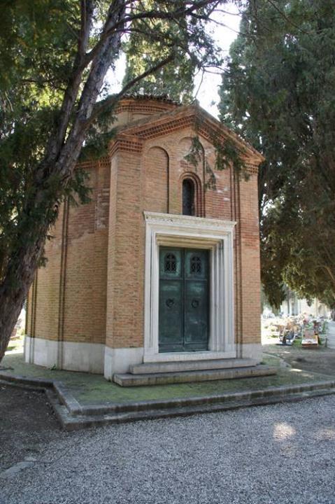 Chapelle de la famille Volpi di Misurata