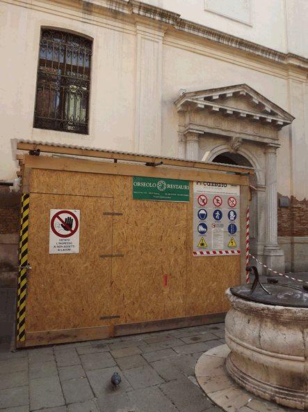 Chiesa di San Lio di Venezia. - 001