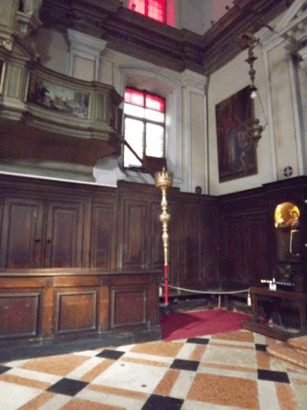 Chiesa di San Lio di Venezia. - 011