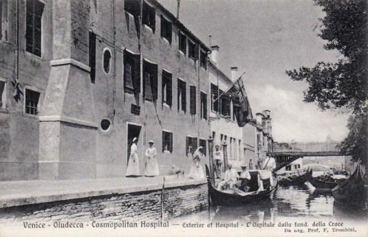 Cosmopolitan hospital - Giudecca