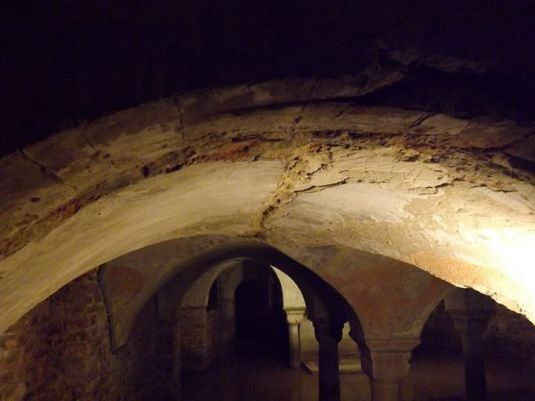 Crypte de San Zaccaria - photo Eugenia Bortoletti