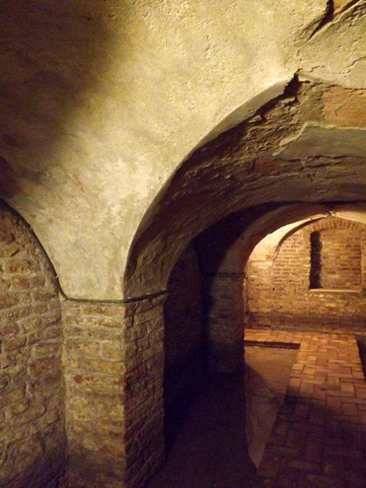 Crypte de San Zaccaria - photo Eugenia Bortoletti - 02