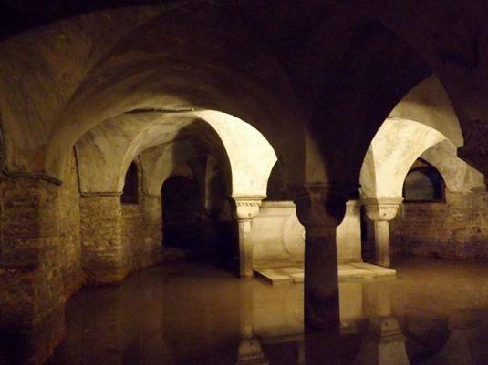 Crypte de San Zaccaria - photo Eugenia Bortoletti - 03