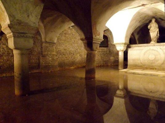 Crypte de San Zaccaria - photo Eugenia Bortoletti - 04