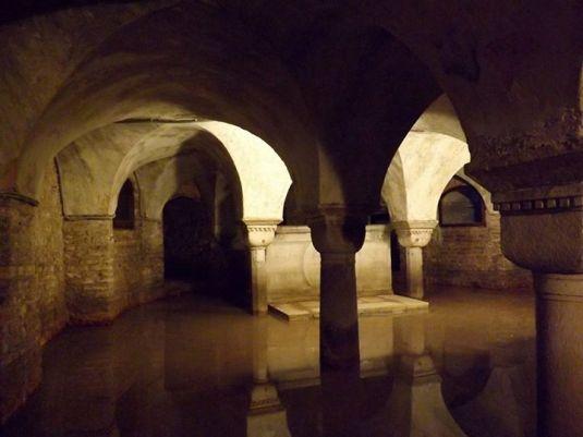 Crypte de San Zaccaria - photo Eugenia Bortoletti - 05