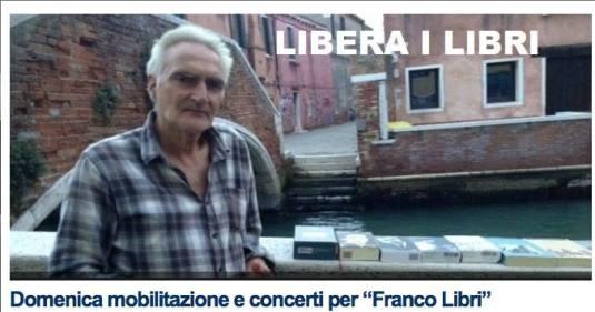 Mobilisation pour Franco Libri