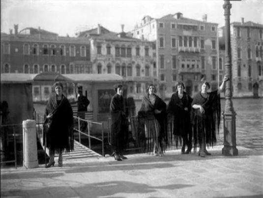 Veneziani in zendàl