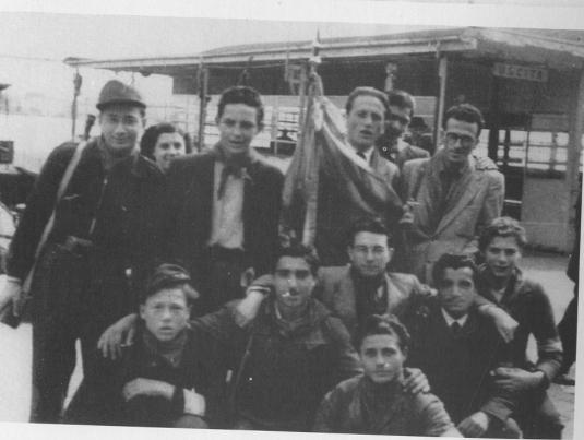 1 maggio 1945
