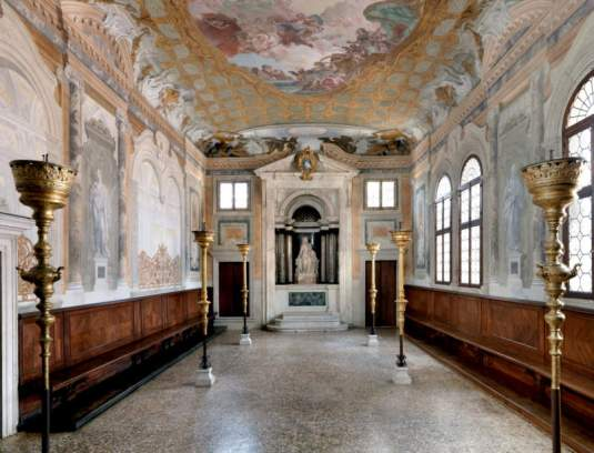 Tiziano, Pietà, Gallerie dell'Accademia, Venezia