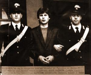 Zbigniew Drozdzik pendant le procès