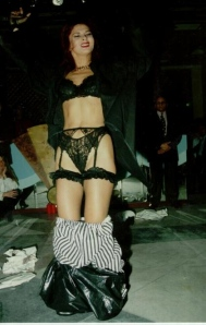 Katharina Miroslawa dans les années 90