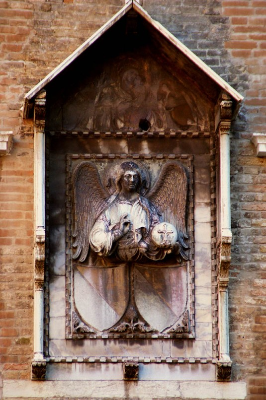 L'anzello du palazzo Soranzo