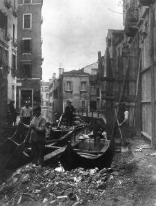 Travaux en 1902