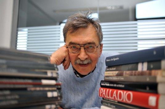 Venezia, 09/02/2011. Cesare De Michelis, Marsilio Editori.