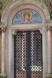 Le cloître des Chartreux de Venise