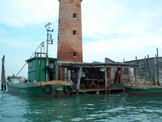 L'ancien phare Spignon