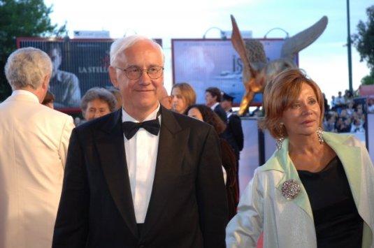 Paolo Costa et Maura Collarini