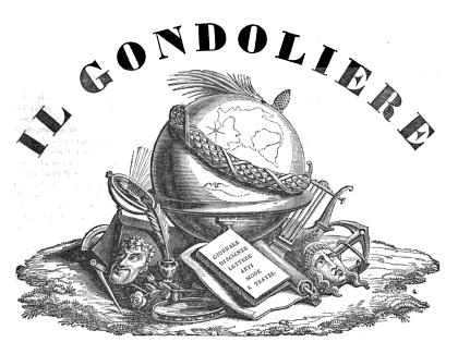 Gondoliere - 1835