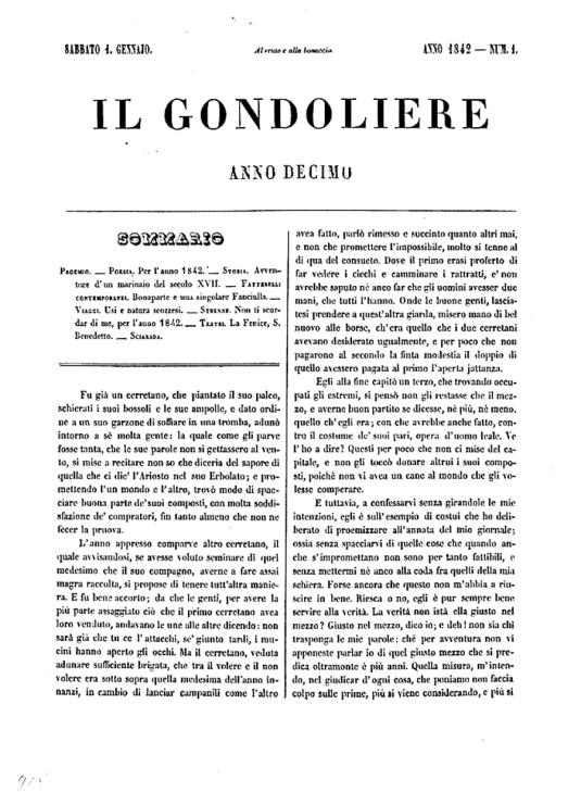 Il Gondoliere