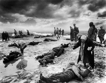 Extermination des italiens de Crimée