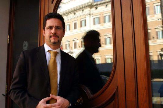 Marco Stradiotto, père de la carte Imob, enfant chéri du PD,