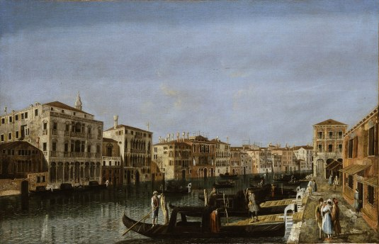 Marieschi - Le grand canal