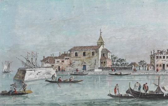 Poveglia - Giacomo Guardi