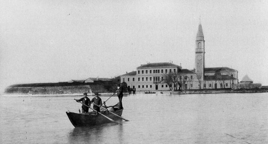 Poveglia au XIXème siècle