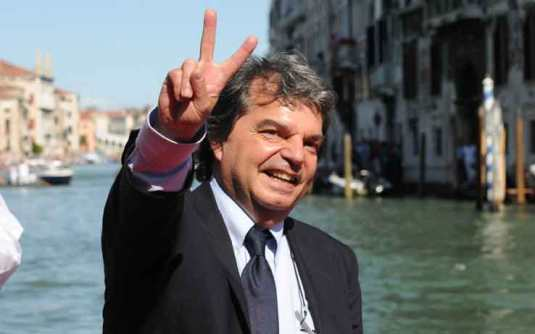 Renato Brunetta né le 26 mai 1950 à Venise