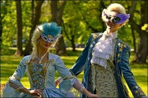 Carnaval vénitien à Tallinn - Photo Tatjana Kotenko - Tallinn 2013
