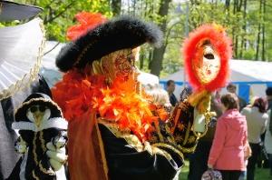 Carnaval vénitien à Tallinn - Photo Igor S.. - Tallinn 2013