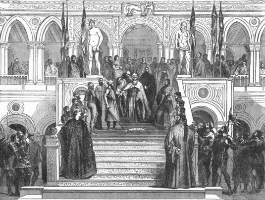 Gravure de 1880