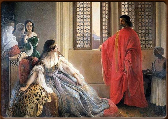 Reine de Chypre
