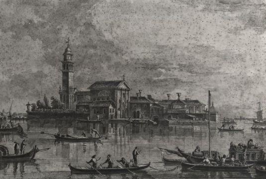 Francesco Tironi - Isola di San Giorgio in Alga