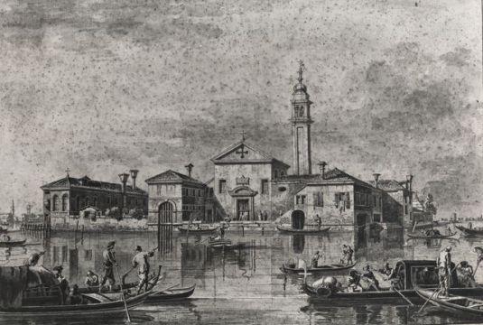 Francesco Tironi - Isola di San Secundo